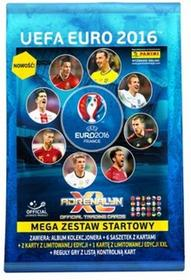 Panini Kolekcja Euro 2016 mega Zestaw startowy UEFA P-07201