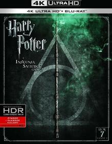 Harry Potter i Insygnia Śmierci Część 2 4K Ultra HD) Blu-ray) David Yates