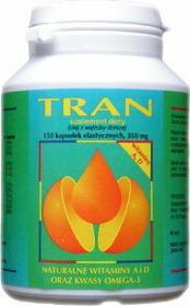 Gal Tran witaminy A i D 150 szt.