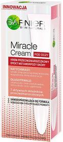 Loreal Garnier Miracle Cream krem przeciwzmarszczkowy pod oczy 15 ml