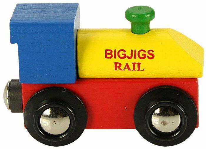 Lokomotywa początkowa do pociągu z literek i cyferek