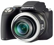 Olympus SP-590 UZ czarny