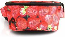 Mi-Pac nerka - Bum Bag Strawberries Red/Wht (006)