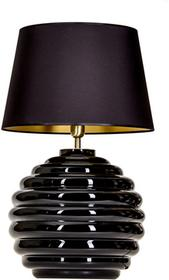 4concepts Lampa stołowa Saint Tropez Black L215222240