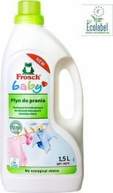 Frosch Baby Płyn do prania ubranek dziecięcych 1.5l