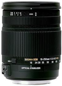 Sigma 18-250mm f/3.5-6.3 DC OS HSM Nikon