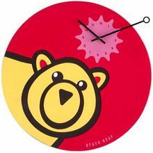 Nextime Zegar ścienny Bravo Bear 2817ro