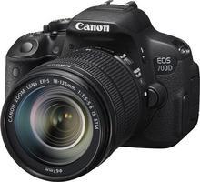 Canon EOS 700D + 18-135 STM kit