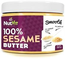 Ostrovit NutVit 100% Sesame Butter Smooth - 500g 1436