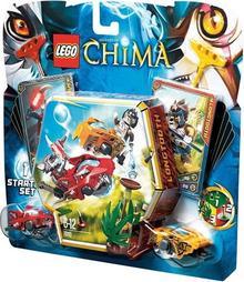 LEGO Chima Bitwa Chi 70113