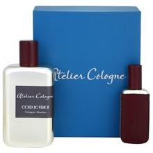 Atelier Cologne Gold Leather perfumy 100 ml + perfumy 30 ml + skórzanym etui 1 ks