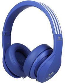 Monster Adidas Over-Ear niebieskie