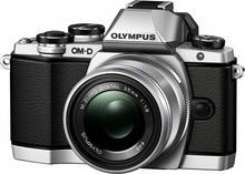 Olympus OM-D E-M10 body 3D srebrny