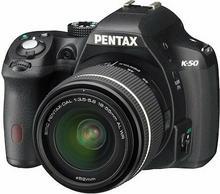 Pentax K-50 + 18-55 kit