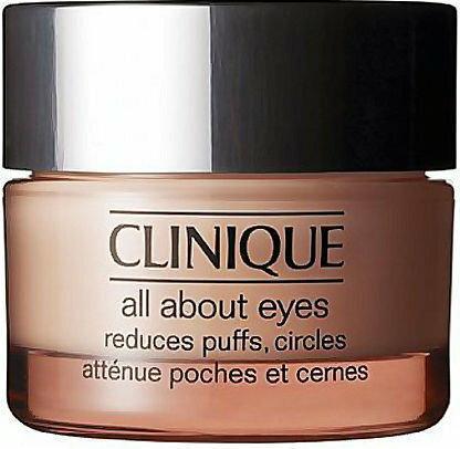 Clinique All About Eyes Rich krem redukujący sińce pod oczami, opuchliznę 15ml