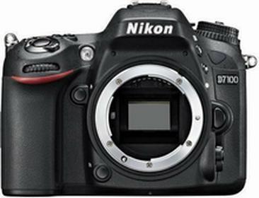 NikonD7100 body