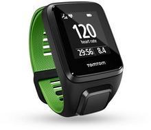 TomTom Runner 3 Cardio S czarno-zielony + 100zł