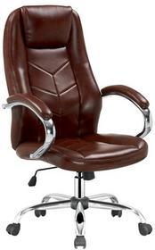Halmar Fotel biurowy Cody brązowy V-CH-CODY-FOT)