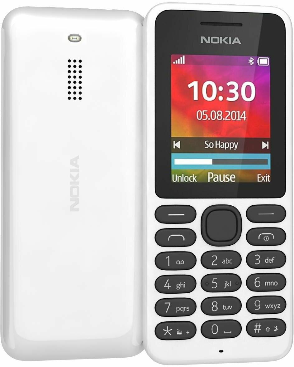 Nokia 130 Dual SIM Biały
