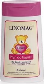 Ziołolek LINOMAG Płyn do kąpieli dla dzieci i niemowląt 200ml