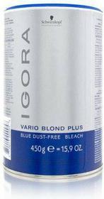 Schwarzkopf Igora Vario Blond Plus rozjaśniacz do 7 tonów