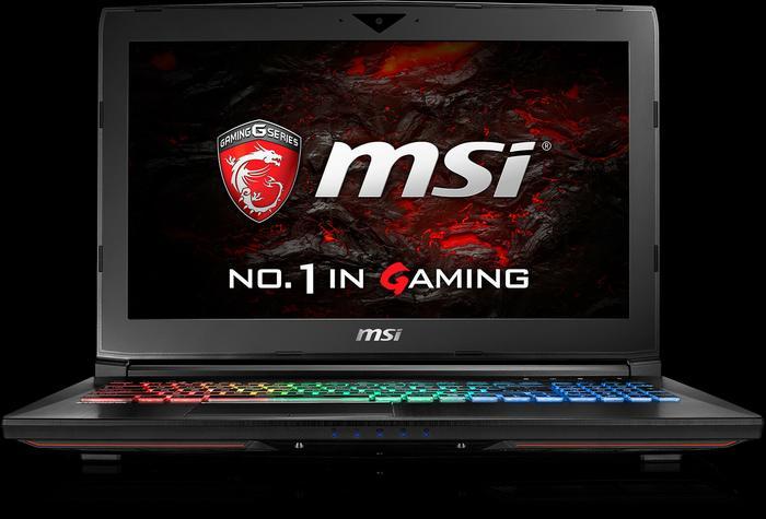 MSI GT62VR 7RE-215PL