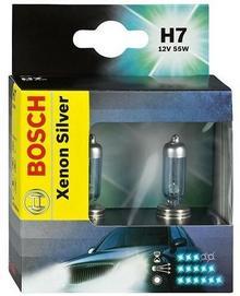 Bosch Żarówki Xenon Silver H7 12V 55W (2 szt.)