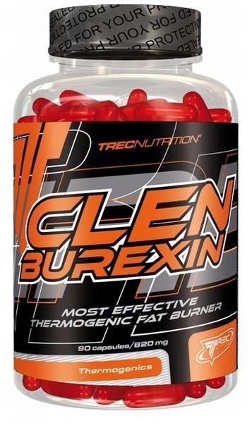 Trec ClenBurexin II 90 kaps.