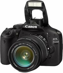 Canon EOS 550D inne zestawy