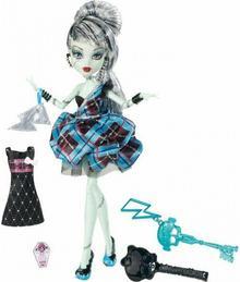 Mattel Monster High Sweet 1600 - Frankie Stein W9190
