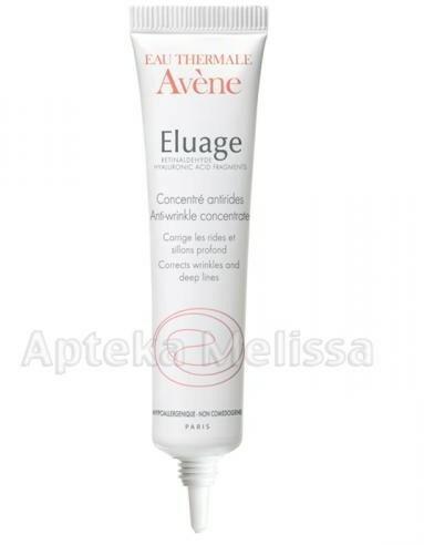 Avene Eluage koncentrat przeciwzmarszczkowy intensywnie odbudowujący 15ml