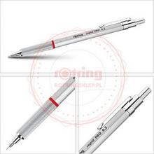 Rotring Rapid Pro - precyzyjny ołówek automatyczny 0,5mm - srebrny - S0914520
