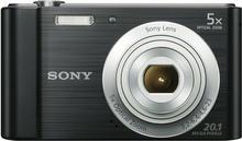 Sony DSC-W800 czarny