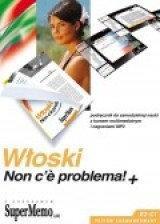 SuperMemo World Włoski. Non cč problema! MP3 poziom zaawansowany - książka z płytą CD
