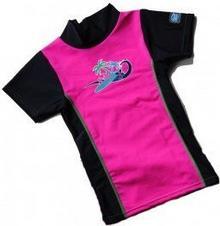 Splash About Koszulka UV Rash różowa