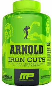 Musclepharm Arnold Series Iron Cuts 120 kaps.