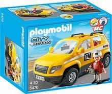 Playmobil Pojazd pracownika budowy 5470