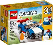 LEGO Creator 31027 Niebieska wyścigówka