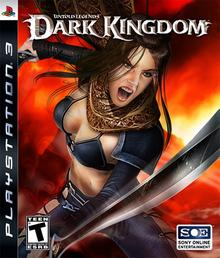 Untold Legends Dark Kingdom PS3