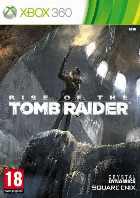 Rise of the Tomb Raider Xbox 360