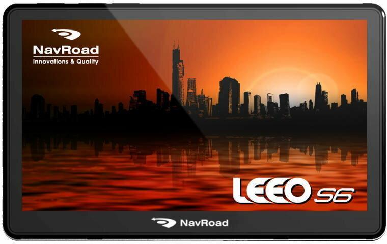 Navroad LEEO S6 NavroadMap TRUCK Europa