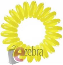 InvisiBobble Traceless Hair Ring Submarine Yellow gumki do włosów żółta 1szt.