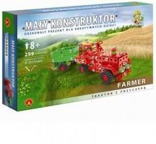 Alexander Mały konstruktor Farmer 59954