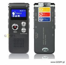 gospy.pl Dyktafon cyfrowy VG-80 G-10068999