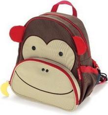 Skip Hop Plecak Zoo - - Małpa 210203