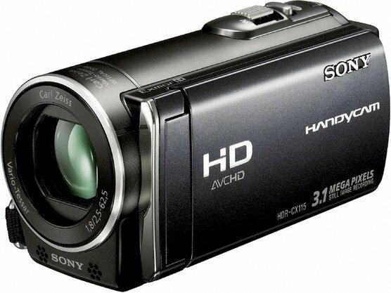 Sony HDR-CX115E