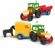 Wader Traktor z przyczepami 35001