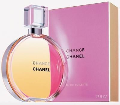 Chanel Chance woda toaletowa 100ml