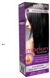 Marion Color szampon koloryzujący 12 Intensywna Czerń 80ml