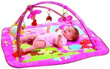 Tiny Love Move&Play Mała Księżniczka Gimnastyka dla bobasa z pałąkami mata eduka